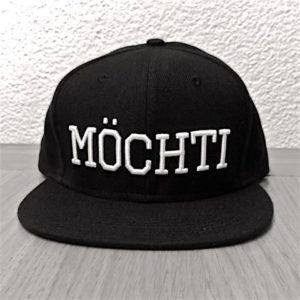 Möchtegang Möchti Cap